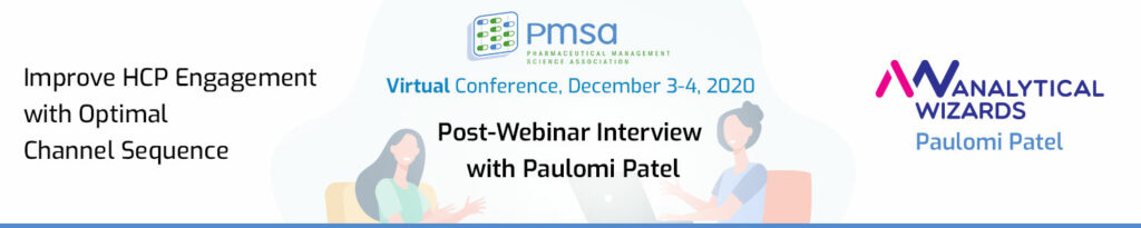 MSA 2018 Annual Conference Interview with Paulomi Patel